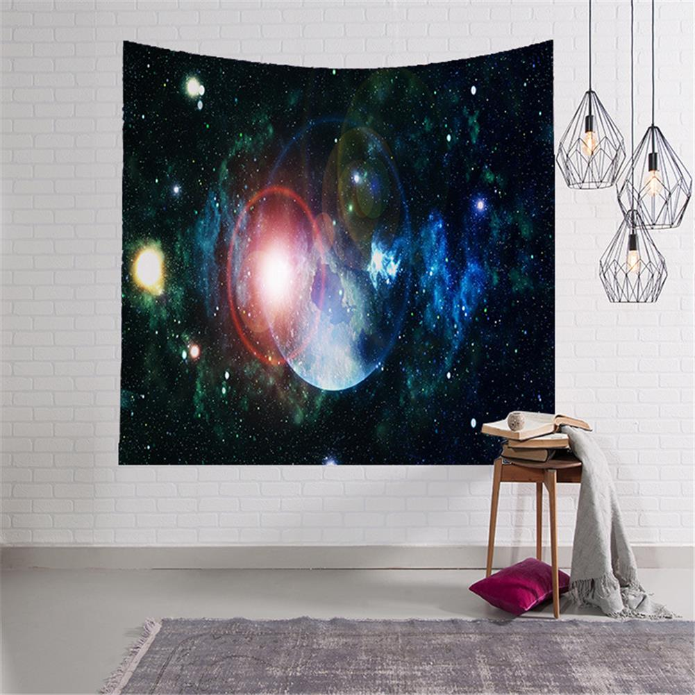 other-learning-office-supplies Digital Printing Tapestry Space Star Series Wall Hanging Blanket Household Living Room office Background Ornament Furnish HOB1793343 3 1