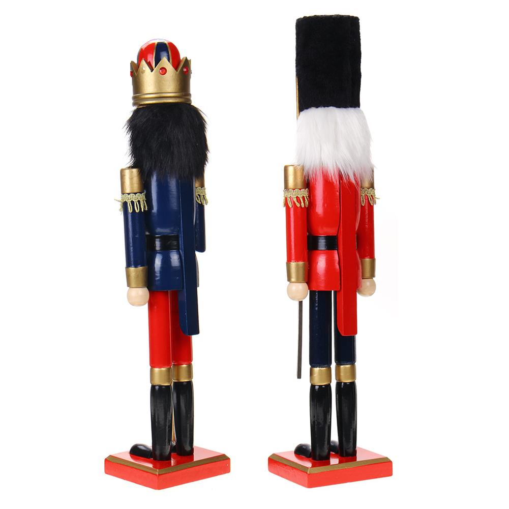 other-learning-office-supplies Nutcracker Soldier 60cm Wooden Nutcracker Doll Soldier Vintage Handcraft for Christmas Decoration Christmas Gifts HOB1793672 3 1