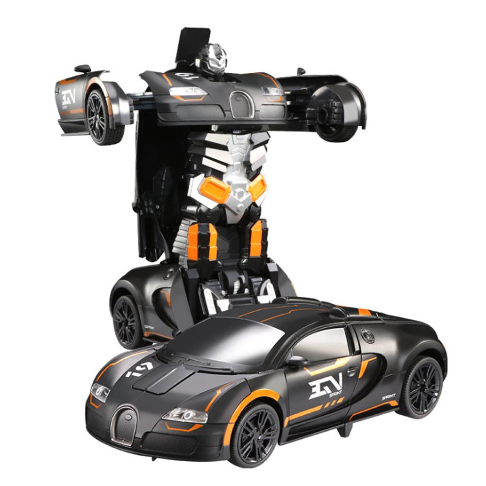other-learning-office-supplies RC Transform Robot Car Remote & Gesture Control Deformation Car LED Light Music Robots Vehicle Model for Children Gift HOB1794170 1