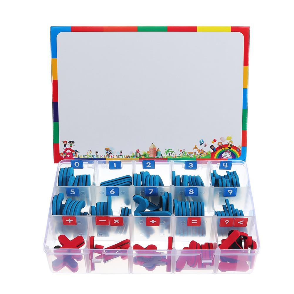 other-learning-office-supplies Childrens Magnetic Learning Alphabet Letters Numbers Drawing Whiteboard Alphabet Uppercase Lowercase Letters Educational Toys Gifts for Kids HOB1794696 1 1