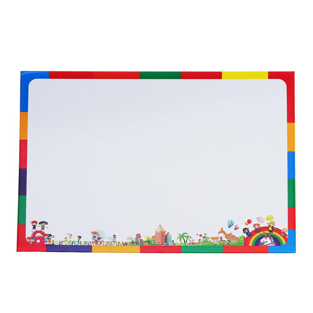 other-learning-office-supplies Childrens Magnetic Learning Alphabet Letters Numbers Drawing Whiteboard Alphabet Uppercase Lowercase Letters Educational Toys Gifts for Kids HOB1794696 2 1