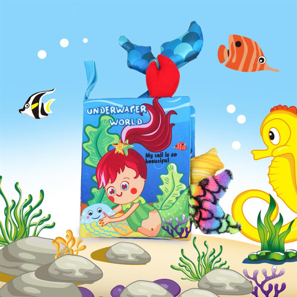 other-learning-office-supplies Educational Cognize Toy Baby Cloth Books Crinkle Books Soft Tails Books infants Toddler interactive Toys for Boys Girls HOB1795687 1 1