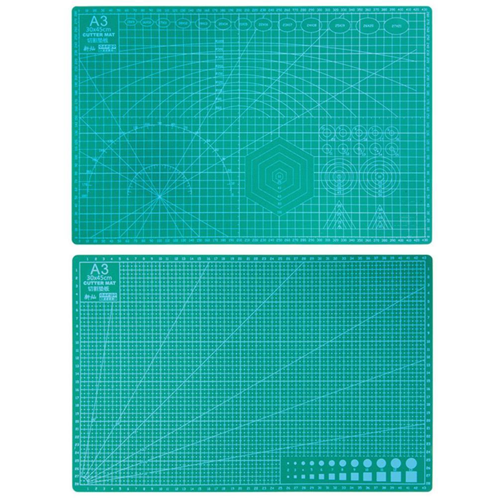 paper-cutter Oaego A2/A3/A4 Cutting Mat Double Sided self-healing Durable Cut Board Patchwork Tool DIY Handmade Cutting Plate HOB1798035 1