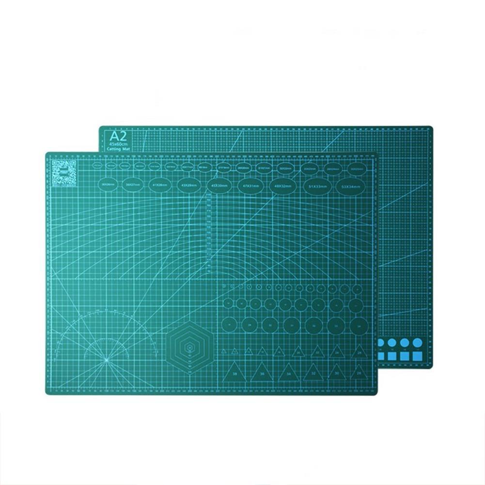 paper-cutter Oaego A2/A3/A4 Cutting Mat Double Sided self-healing Durable Cut Board Patchwork Tool DIY Handmade Cutting Plate HOB1798035 1 1