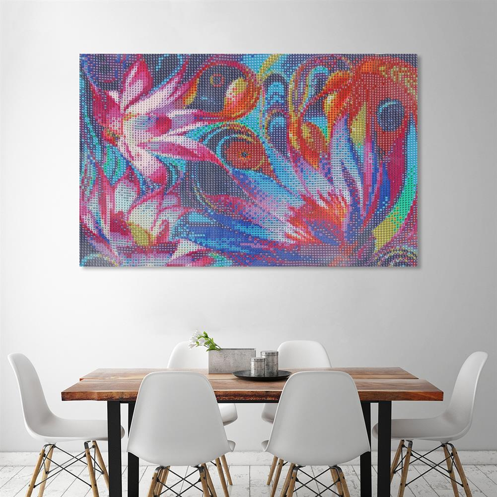 art-kit DIY 5D Full Drill Diamond Painting 30x40cm Embroidery Cross Stitch Home Living Room Wall Decoration Creative Gift HOB1799346 1 1