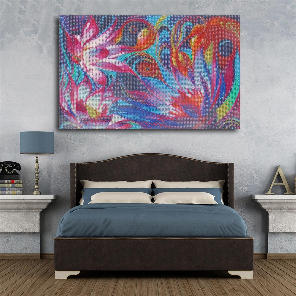 art-kit DIY 5D Full Drill Diamond Painting 30x40cm Embroidery Cross Stitch Home Living Room Wall Decoration Creative Gift HOB1799346 2 1