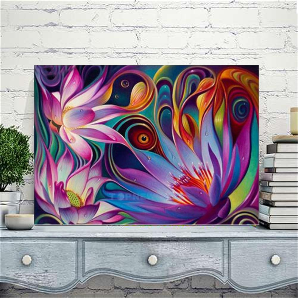 art-kit DIY 5D Full Drill Diamond Painting 30x40cm Embroidery Cross Stitch Home Living Room Wall Decoration Creative Gift HOB1799346 3 1