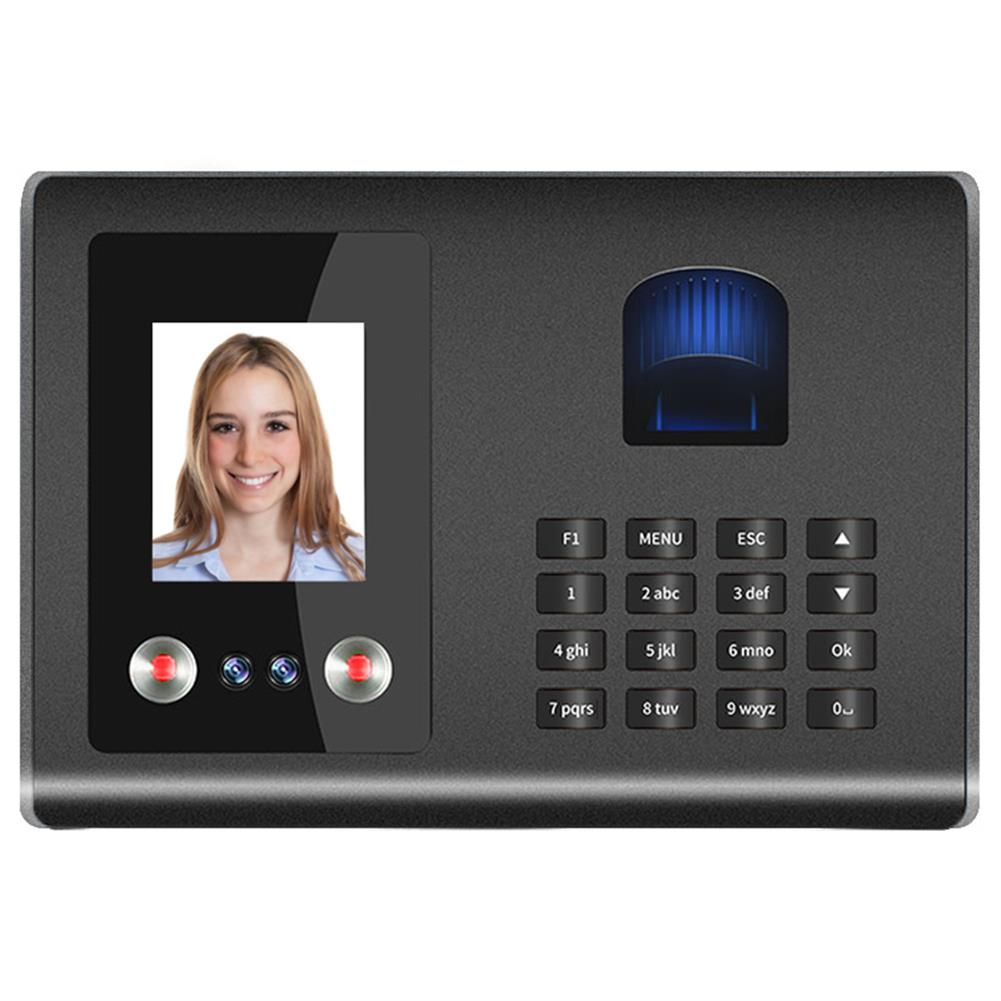 attendance-machine FA01 2.8 inch TFT LCD Display Face Attendance Machine Standard Version Multi intelligent Recognition Employee Attendance Tool HOB1799840 1