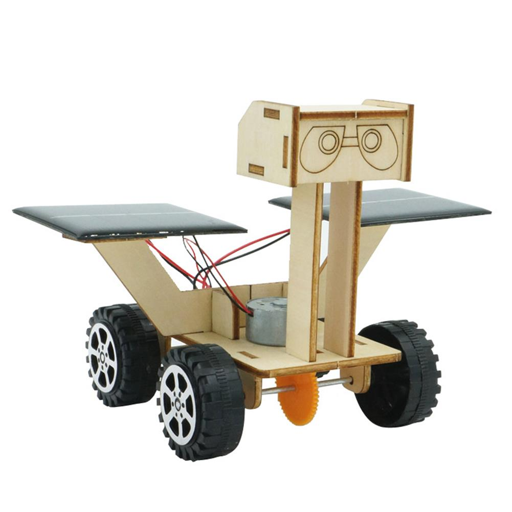other-learning-office-supplies DIY 3D Wooden Puzzle Toys Handmade Assembly Solar Moon Rover Power Robot Model Scientific Early Learning Puzzle Toys for Kids HOB1800421 1