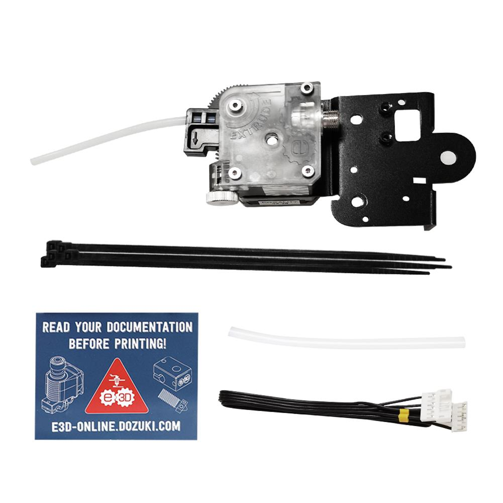 3d-printer-accessories Creality 3D Ender-3 V2 Titan Extrusion Extruder Nozzle Set + 8Pcs Nozzle + 2m PTEF Tube Kit for 3D Printer Part HOB1800538 1 1