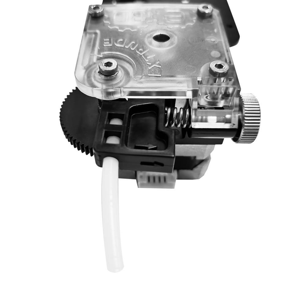 3d-printer-accessories Creality 3D Ender-3 V2 Titan Extrusion Extruder Nozzle Set + 8Pcs Nozzle + 2m PTEF Tube Kit for 3D Printer Part HOB1800538 3 1