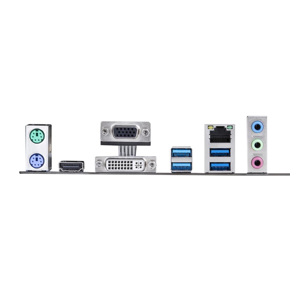 motherboard HUANANZHI B365-D4 Motherboard M-ATX intel LGA 1151 Support 6/7/8/9 Generation DDR4 2133/2400/2666MHz 32GB M.2 SATA3 USB3.0 HDMI HOB1802239 2 1