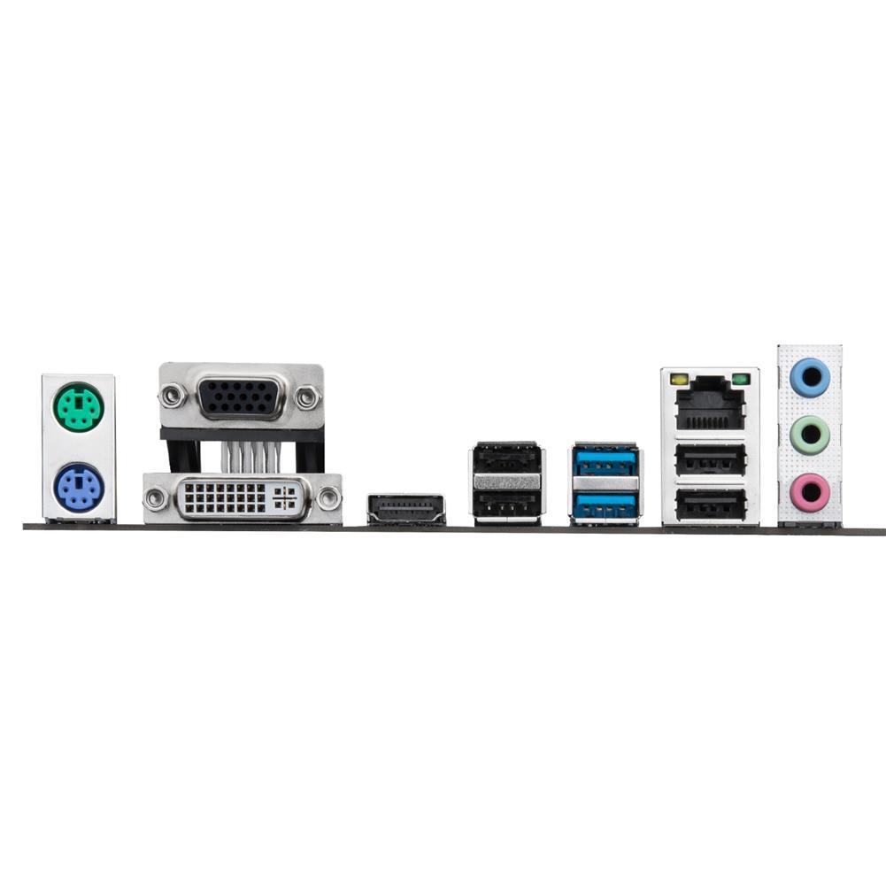 motherboard HUANANZHI H97-ZD3 Motherboard LGA 1150 M-ATX SATA3 USB3.0 NVME NGFF M.2 SSD Support Non-Ecc RAM Core i3 4130 i5 4460 i7 4770 HOB1802251 2 1