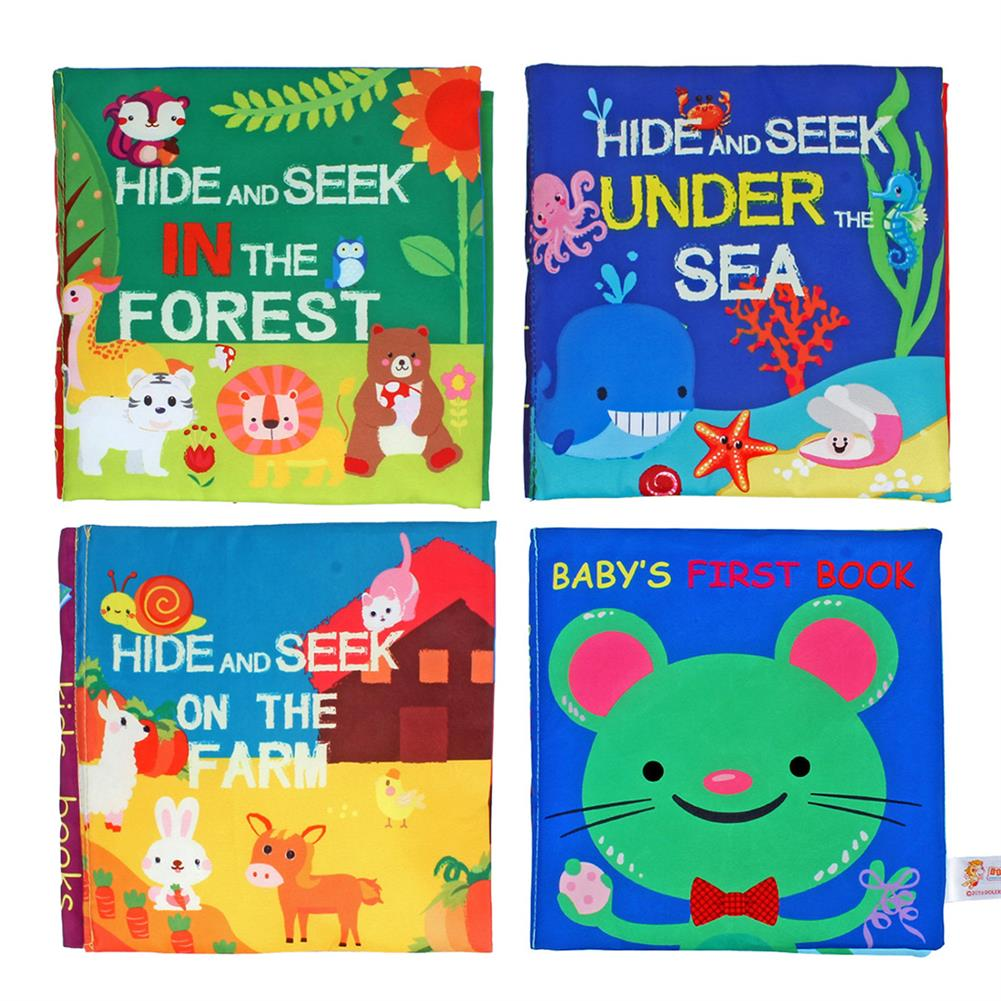 other-learning-office-supplies Children Early Education Books Cloth Baby Early Learning intelligence Development Cognize Fabric Book Educational Toys HOB1802533 1