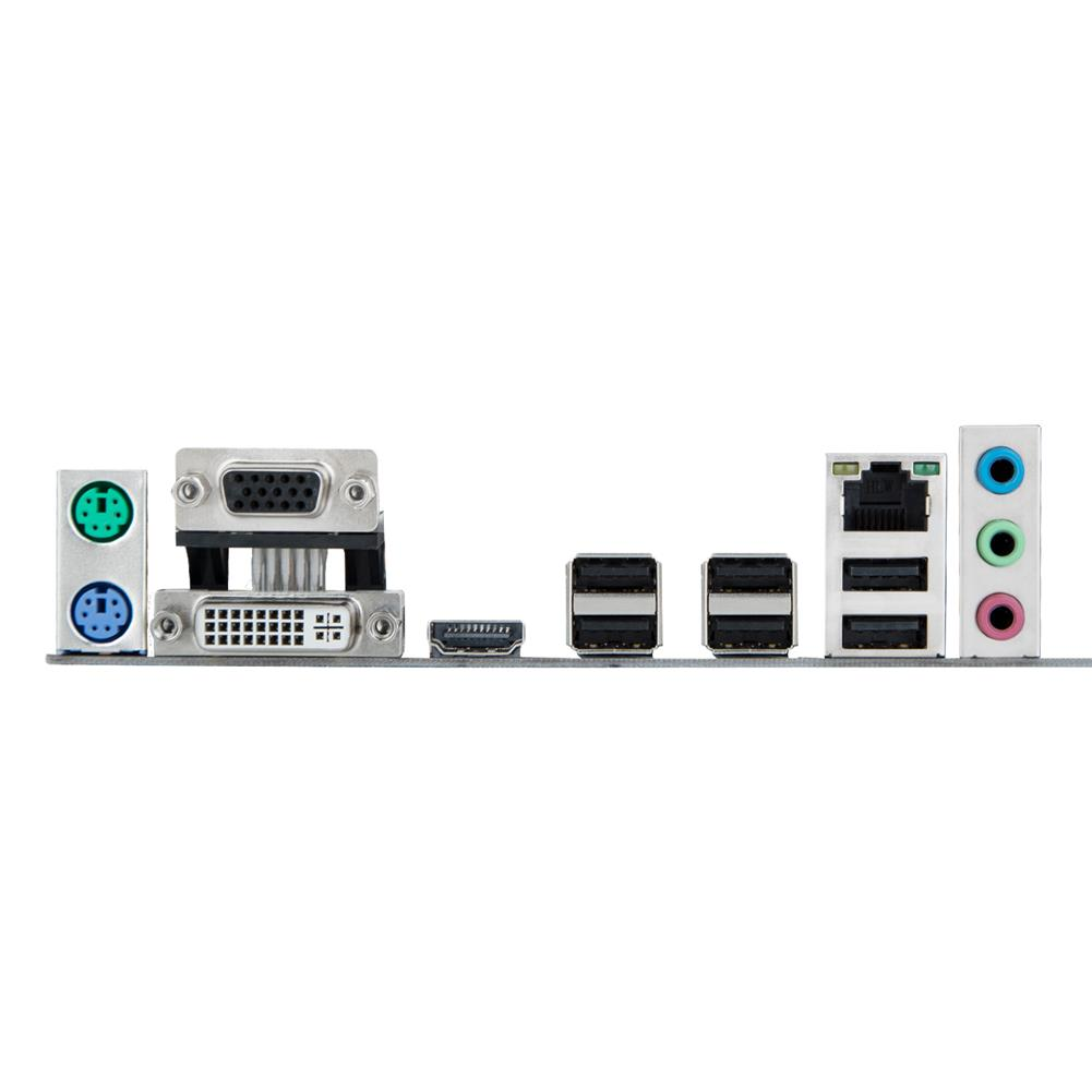 motherboard HUANANZHI H61 Motherboard M-ATX for intel LGA 1155 Support i3 i5 i7 DDR3 1333/1600MHz 16GB SATA2.0 USB2.0 VGA+HDMI HOB1803804 2 1