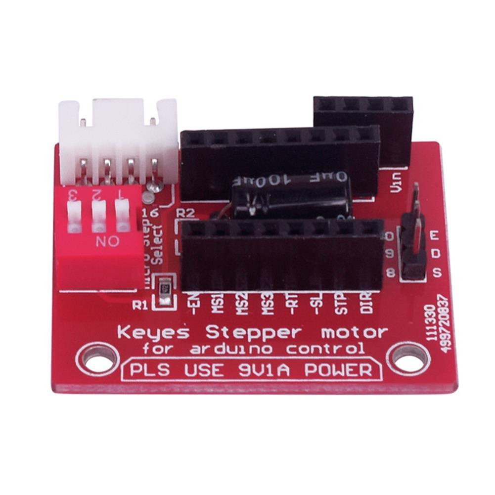 3d-printer-module-board 42 Stepper Motor Driver Expansion Board for 3D Printer Accessories DRV8825/A4988 Driver Board Control Board HOB1805926 1