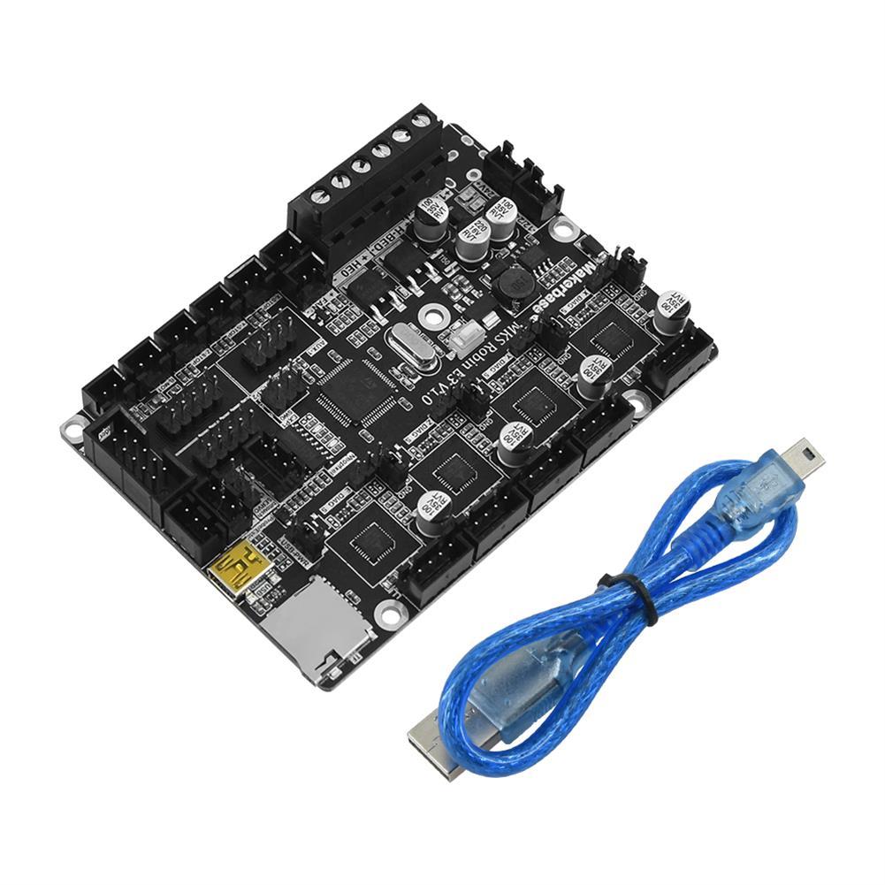 3d-printer-module-board TWOTREES Makerbase Robin E3/E3D 32bit Board 3DPrinter Motherboard for Creality CR10 Ender-3 Pro Ender 5 HOB1807801 1 1