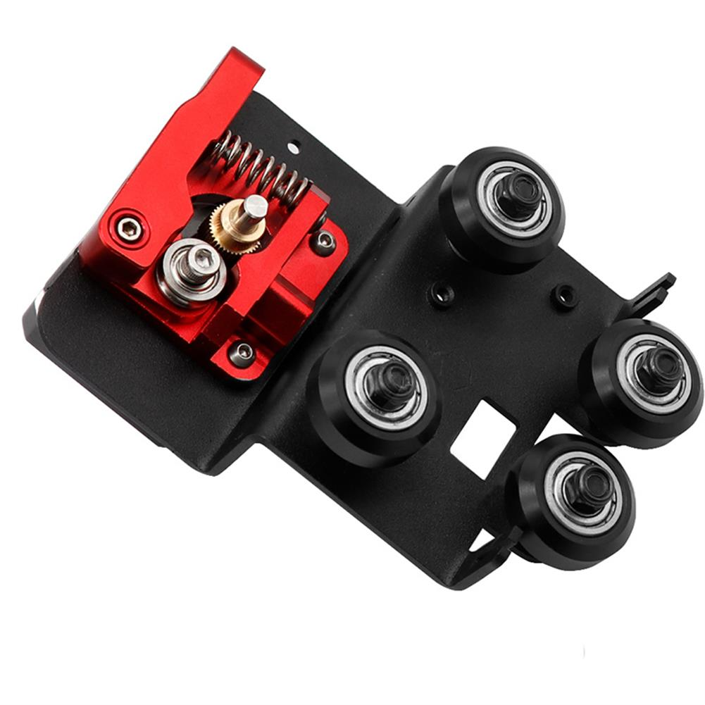 3d-printer-accessories Ender3/CR-10 Short-range Extruder New Upgrade Kit with Metal Mounting Plate for 3D Printer HOB1809331 1 1