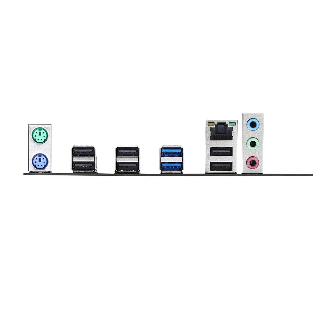 motherboard HUANANZHI X58 DELUXE Motherboard for intel LGA1366 DDR3 1066/1333MHz 48GB SATA2.0 USB3.0 ATX Mainboard HOB1810608 2 1