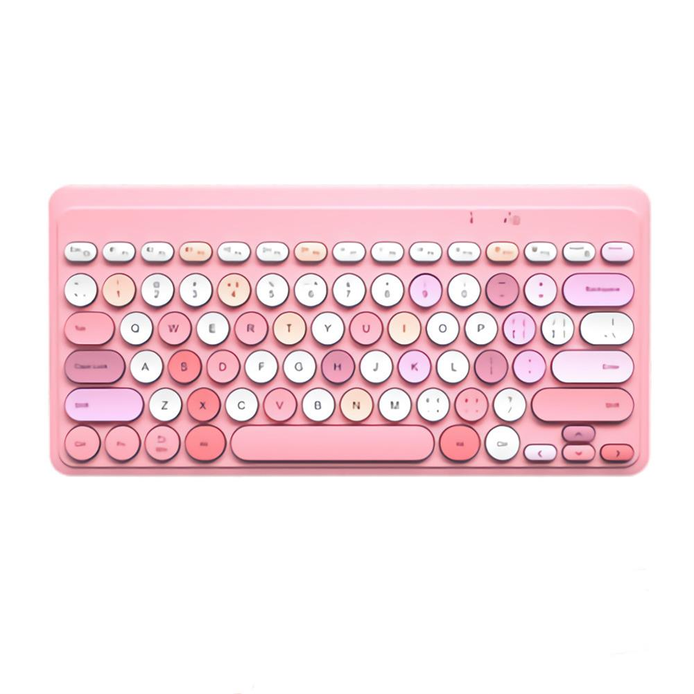 tablet-keyboards-mouses BOW K380 79 Keys Universal Wireless bluetooth Keyboard for Tablet PC HOB1811422 1