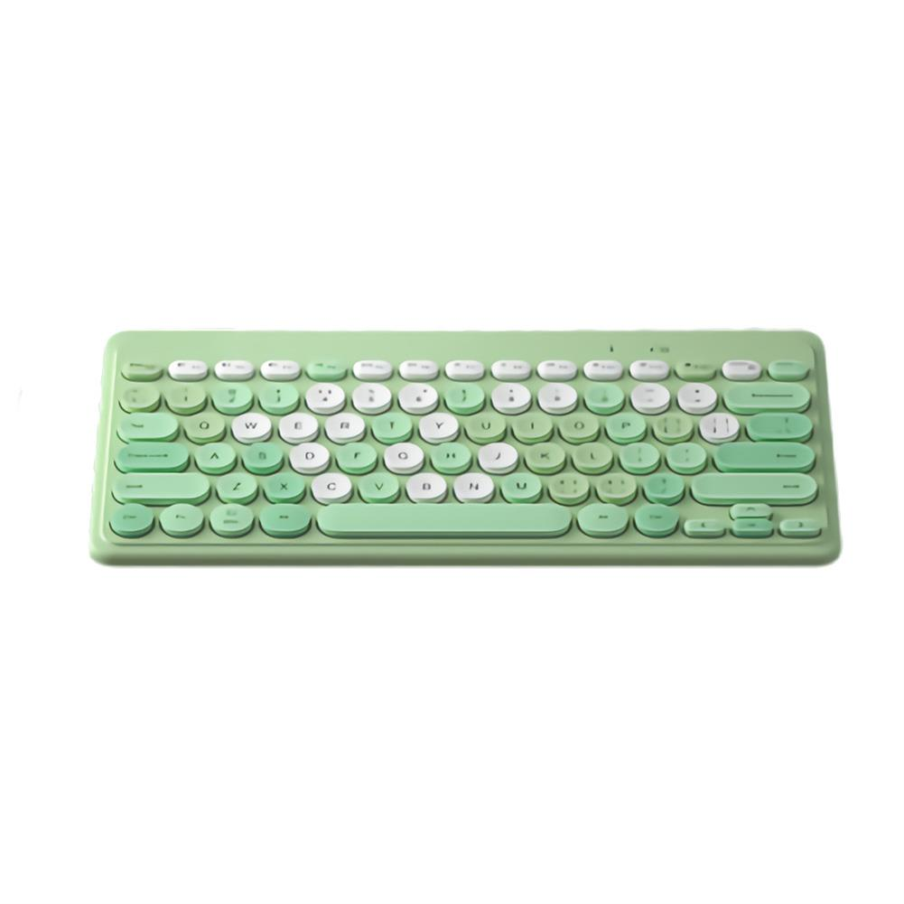 tablet-keyboards-mouses BOW K380 79 Keys Universal Wireless bluetooth Keyboard for Tablet PC HOB1811422 1 1