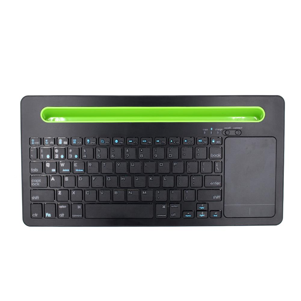 tablet-keyboards-mouses BK230TF bluetooth Keyboard TouchPad for iPad Android Phone Tablet Windows System HOB1812726 1