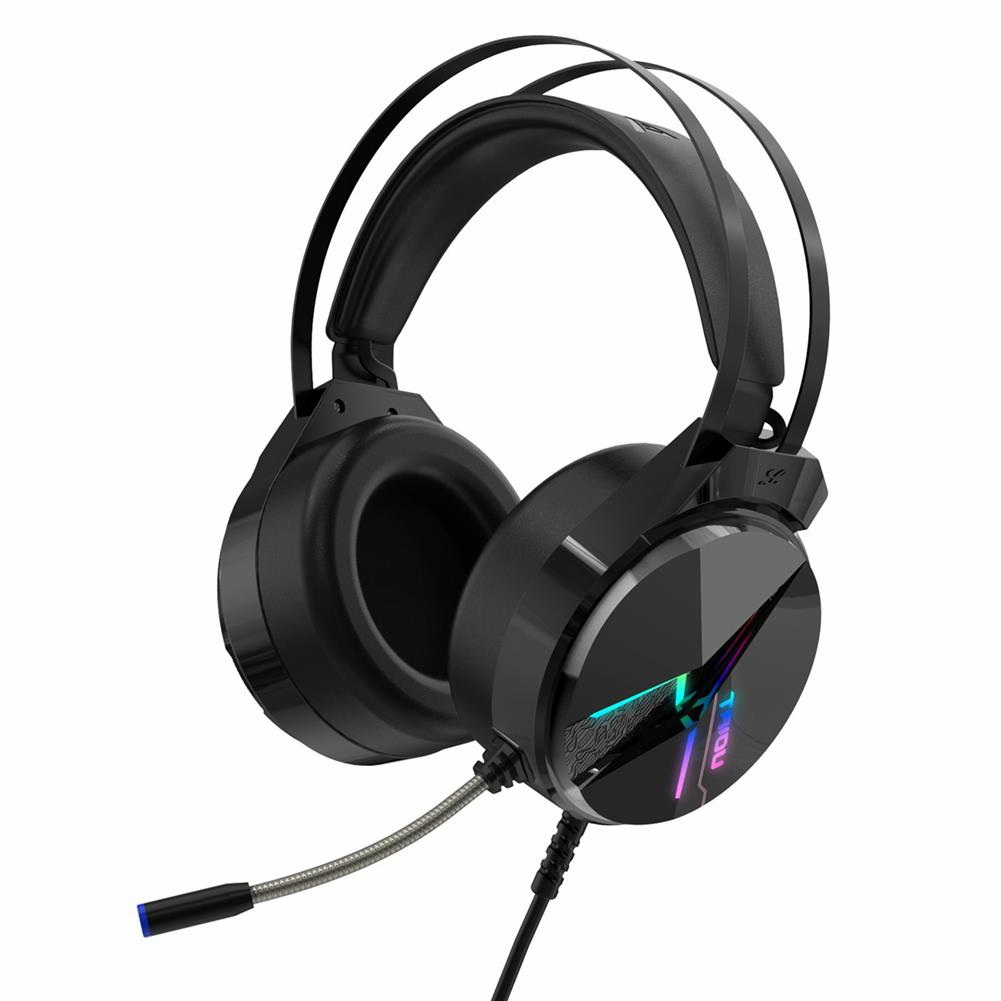headphones TAIDU THS309 Game Headset 7.1 Channel / 3.5mm Wired Stereo Sound RGB Gaming Heaphones with Mic for Computer PC Gamer HOB1812984 1
