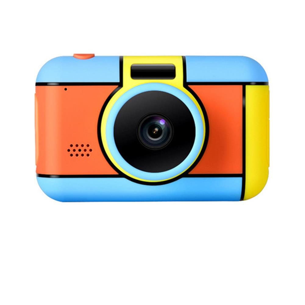 other-learning-office-supplies HEEI 2.4 inch HD DIgital Camera Mini Portable Sport SLR Toy 2800W Pixels Educational Toys for Children Baby Birthday Gift HOB1815309 1 1