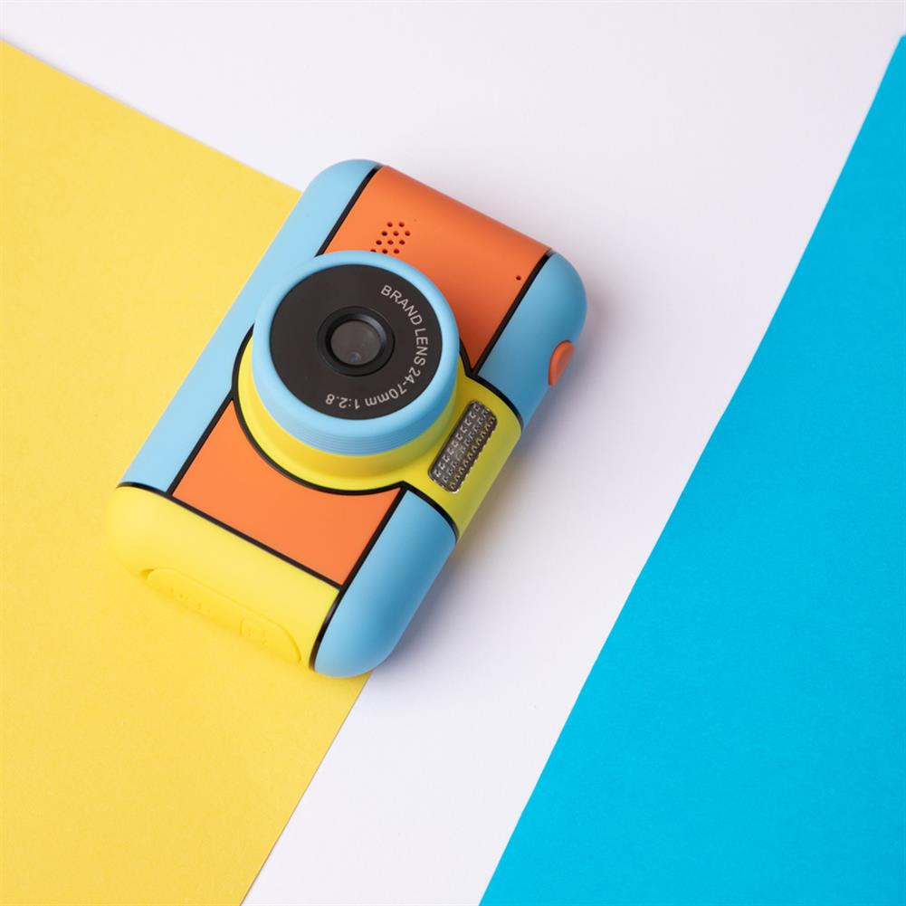 other-learning-office-supplies HEEI 2.4 inch HD DIgital Camera Mini Portable Sport SLR Toy 2800W Pixels Educational Toys for Children Baby Birthday Gift HOB1815309 3 1