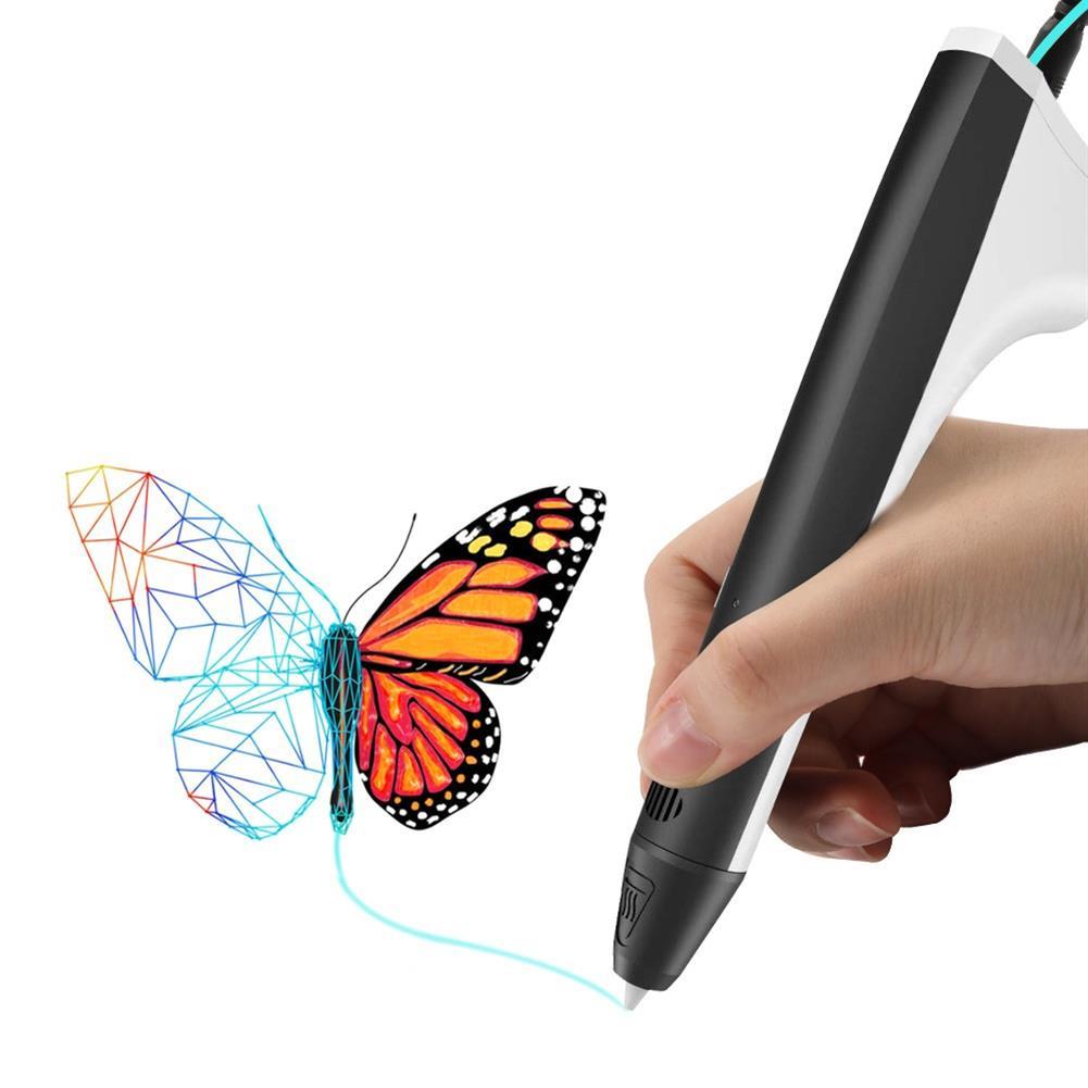 3d-printer-pen SUNLU M1 3D Pen Standard Support 1.75Mm PLA PCL Filament DIY Painting Toy 3D Printer Pen Children Drawing Gadget HOB1816013 1 1
