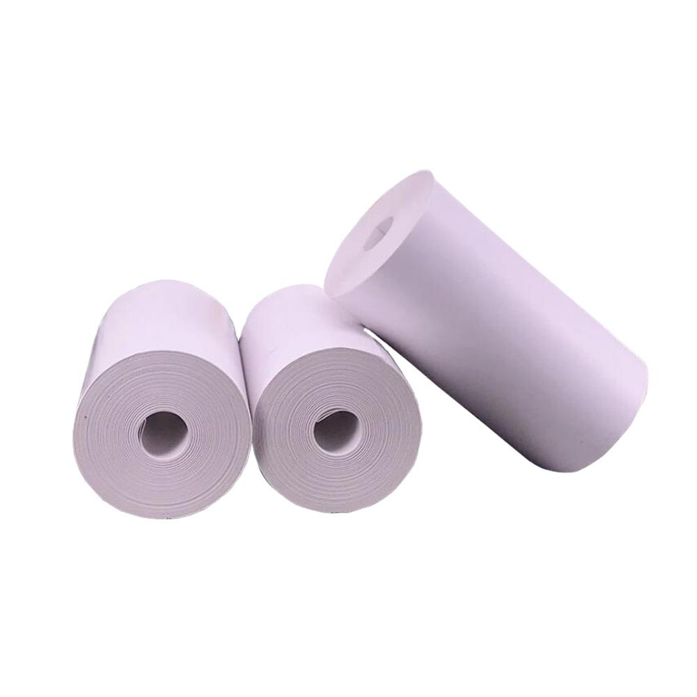 thermal-fax-paper 10 Rolls 57mm x 30mm White thermal Receipt Paper HOB1816637 1