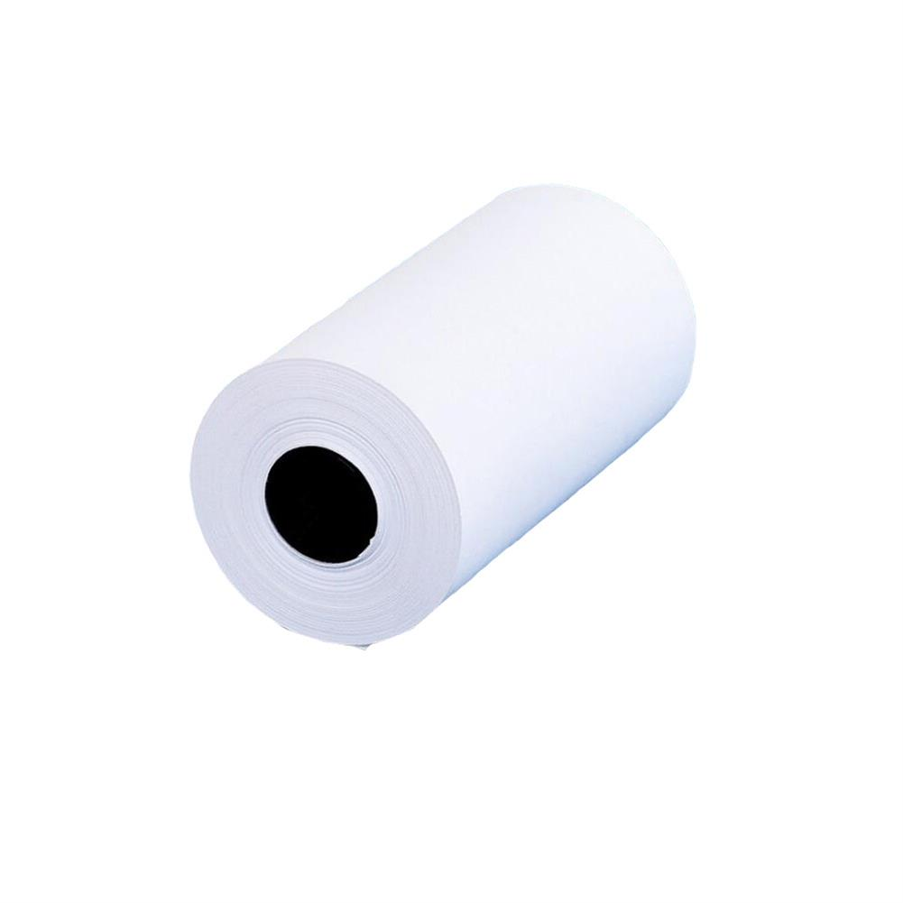 thermal-fax-paper 3 Rolls 57mm x 30mm White thermal Receipt Paper for printer HOB1817341 1