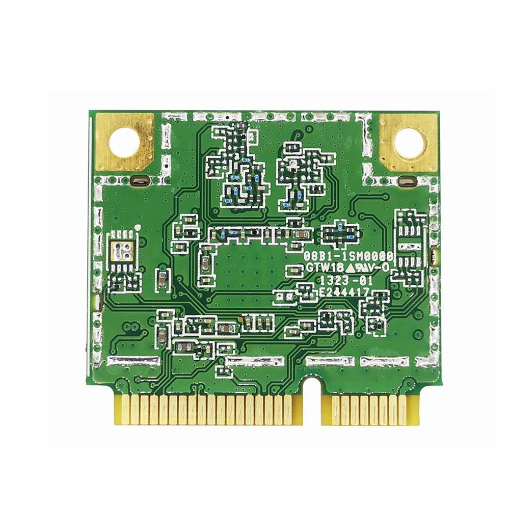 network-cards Dual band 2.4G/5G Atheros AR5B22 AR9462 WI-Fi Wireless 300Mbps Half Mini PCIE WiFi + BT 4.0 bluetooth 4.0 COMBO Lan Network card HOB1818532 1 1