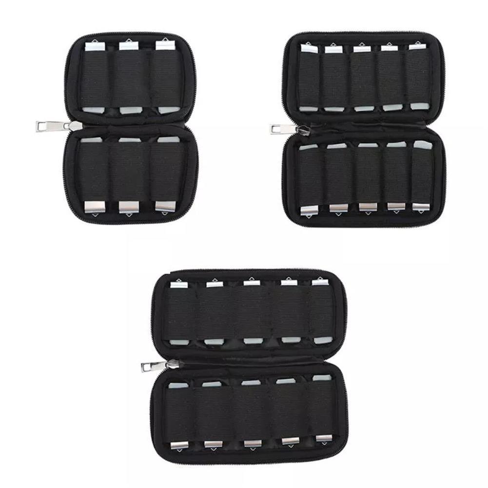 laptop-bags, cases-sleeves 6/10 Slots U Disk Storage Bag Organizer Case Storage Flash Drives Portable Accessories Protective Dustproof Holder HOB1820319 3 1