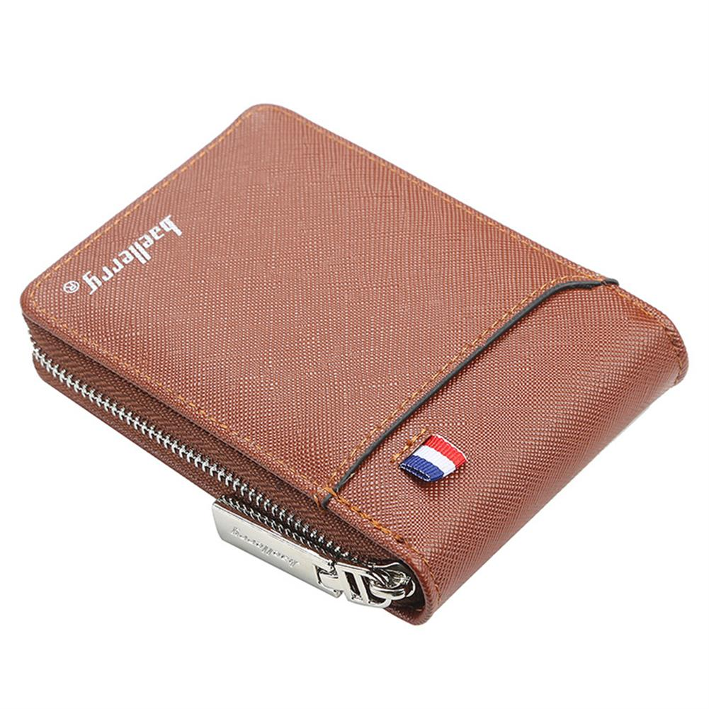 business-card-book Baellerry K9105 Business Card Holder Portable Wallets for Men Multi Card Hole Business ID Credit Card Storage Creative Gifts HOB1820735 1 1