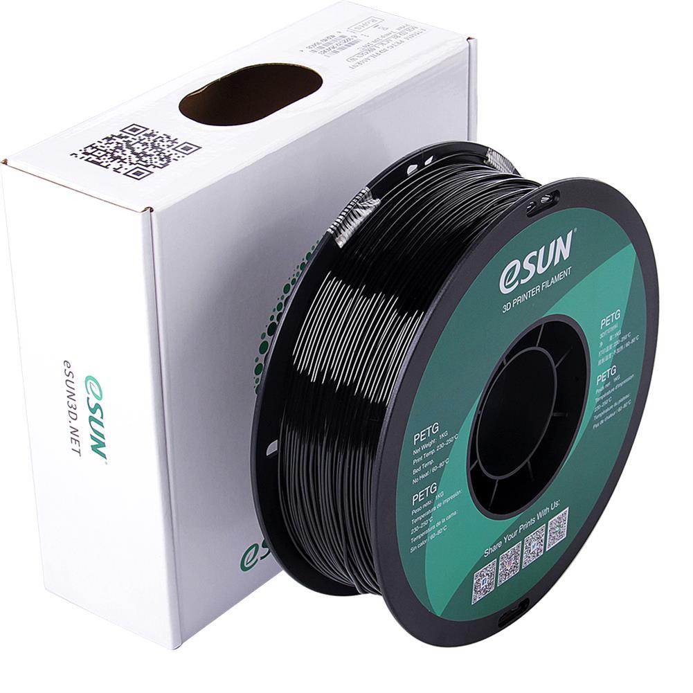 3d-printer-filament eSUN PETG Filament 1KG 1.75mm Vacuumed Sealed Package Dimensional Accuracy +/- 0.05mm for 3D Printing Material HOB1825723 1