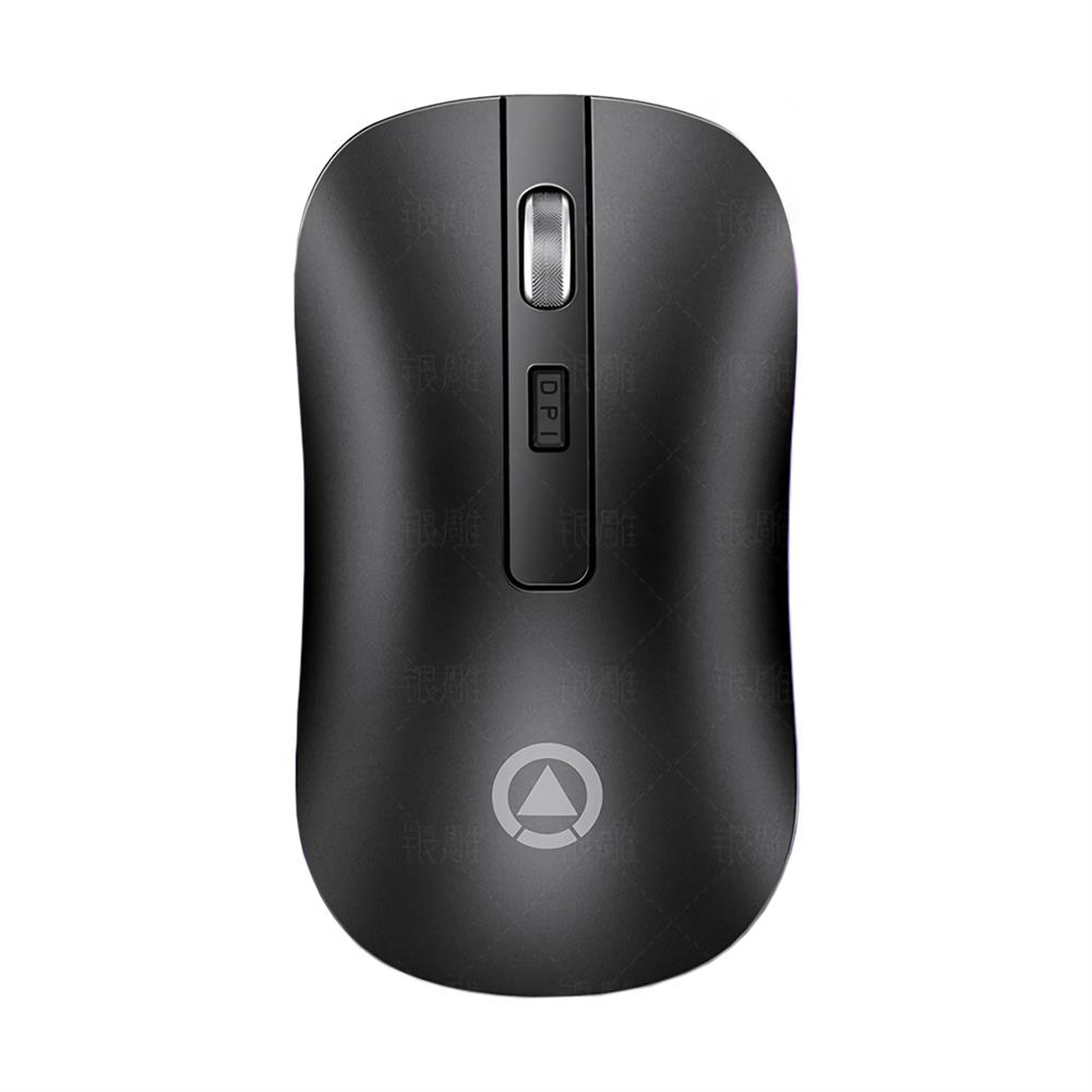 mouse YINDIAO A8 bluetooth+2.4G Wireless Mouse 1600DPI Rechargeable Portable Silent Home office Business Mouse for PC Laptop Computer HOB1827570 1 1