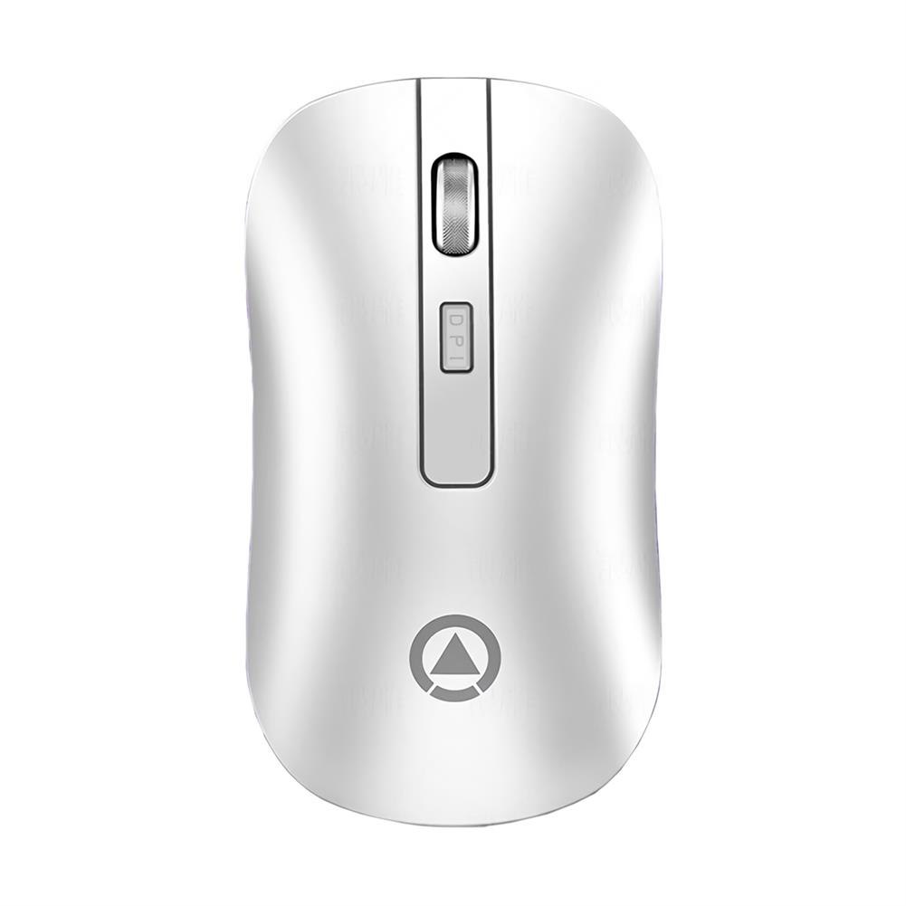 mouse YINDIAO A8 bluetooth+2.4G Wireless Mouse 1600DPI Rechargeable Portable Silent Home office Business Mouse for PC Laptop Computer HOB1827570 2 1