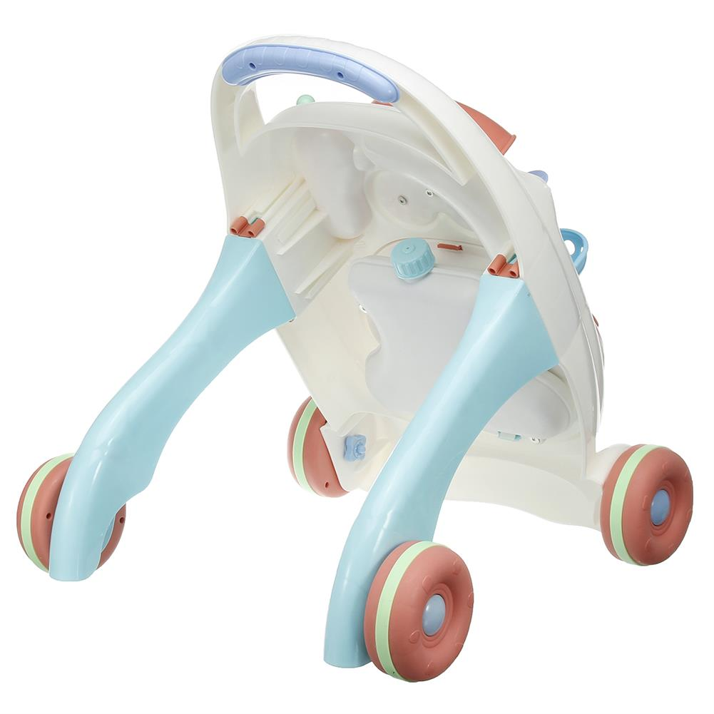 other-learning-office-supplies Baby Walker Toys Multifunctional Learning Activity Walker Toddler Trolley Non-slip Wheels Birthday gift Toys for Baby Kids HOB1827966 3 1
