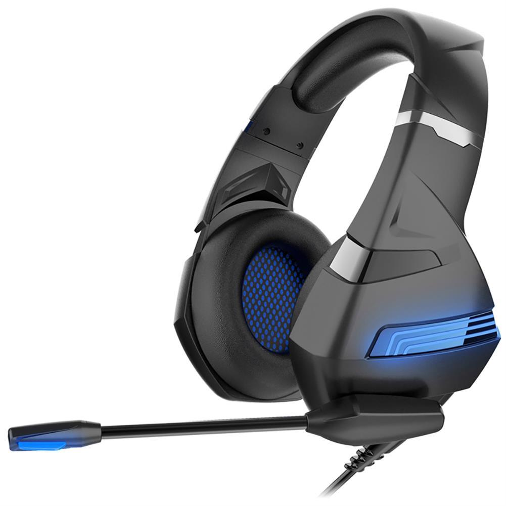 headphones A2 Gaming Headset LED Noise Reduction Omnidirectional HD Microphone 40mm Unit 3.5mm Audio Plug+USB Line Control HOB1829494 1