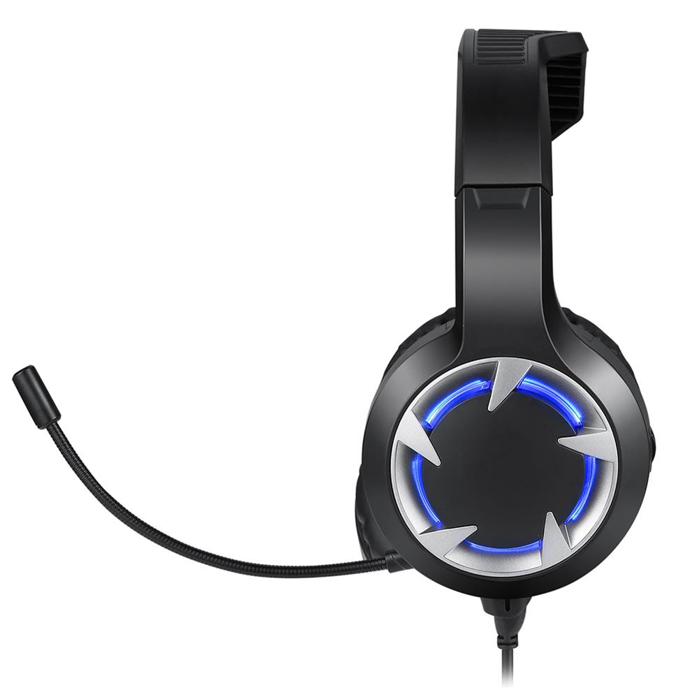 headphones A9 Gamsing Headset Headphones Over-Ear Lightweight Headsets with Mic for PS4 PC Mobile Phone LED Light Headset Gamer HOB1829495 2 1