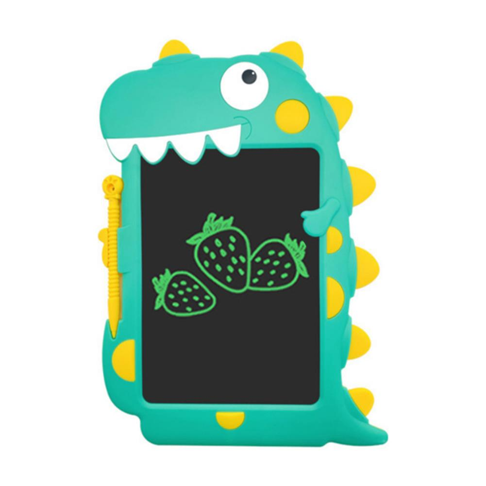 writing-tablet Aituxie LCD Writing Tablet Monochrome Green Handwriting Eye Protection for Kids Birthday Gift Environmentally Friendly Doodle Board New Dinosaur Drawing Pad for Girl Boys HOB1833460 1