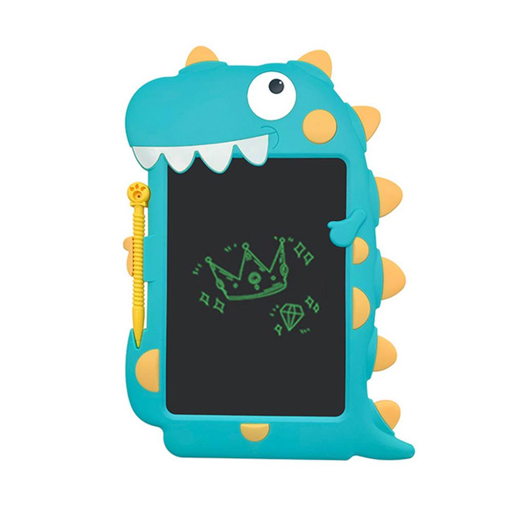 writing-tablet Aituxie LCD Writing Tablet Monochrome Green Handwriting Eye Protection for Kids Birthday Gift Environmentally Friendly Doodle Board New Dinosaur Drawing Pad for Girl Boys HOB1833460 1 1