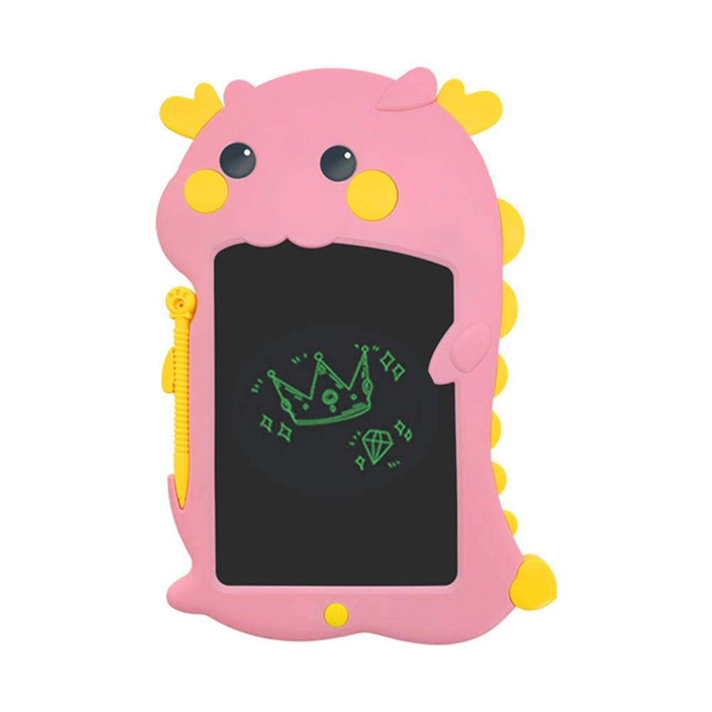 writing-tablet Aituxie LCD Writing Tablet Paperless Monochrome Green Handwriting Eye Protection for Child Learning Doodle Board Cut Dragon Gift for Kids HOB1833472 1 1