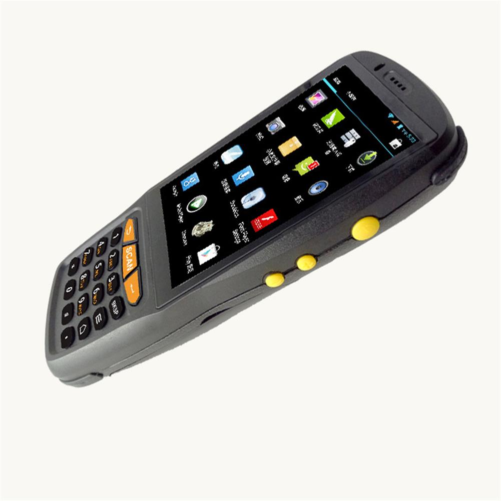 scanners 3503 Android 1D 2D QR Code Scanner PDA with 4G Wifi Bluetooth GPS Positioning Reader Barcode Scanner Warehousing Logistics Charges HOB1835548 1 1