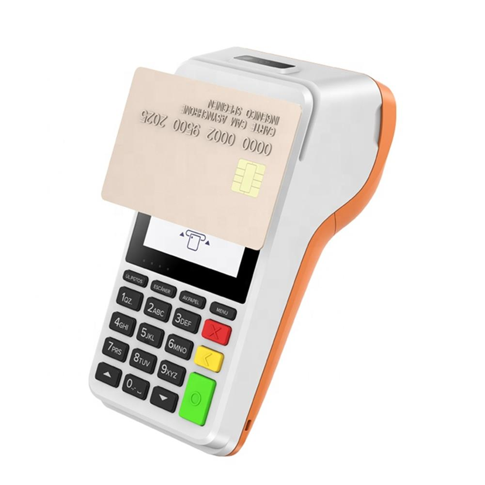 printers MINJCODE MP 35P Handheld thermal Printer 3G/2G/Wi-Fi/Bluetooth 1D/2D code Support Prepaid Card Reader Smart Android POS Label Printer Home office Supplies HOB1837741 1 1