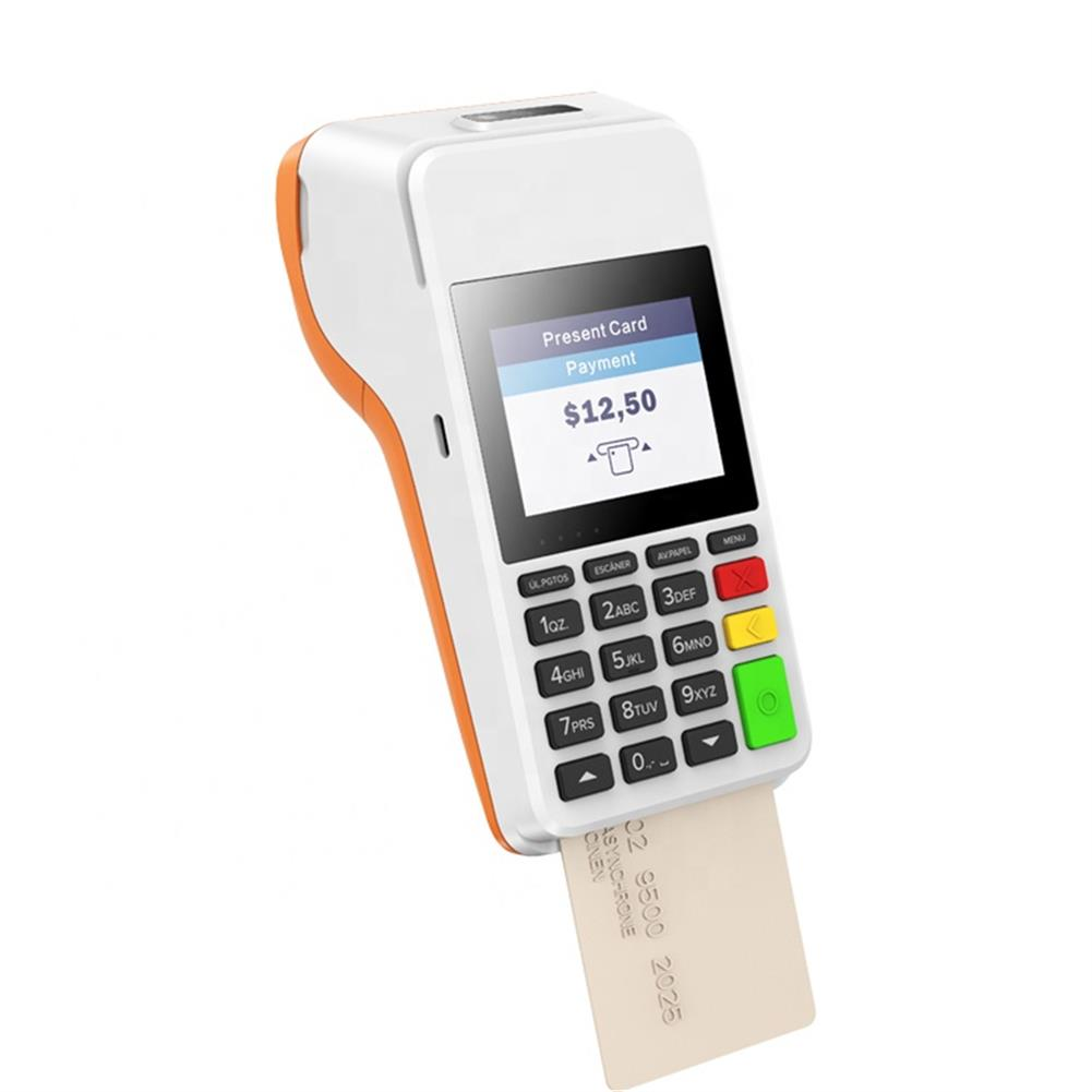 printers MINJCODE MP 35P Handheld thermal Printer 3G/2G/Wi-Fi/Bluetooth 1D/2D code Support Prepaid Card Reader Smart Android POS Label Printer Home office Supplies HOB1837741 3 1