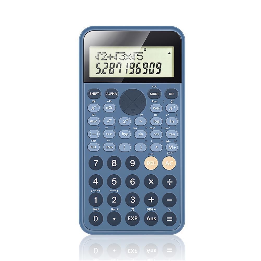calculator Scientific Function Calculator 240 Calculation Methods Calculating Tool for School office Supplies Exam Supplies HOB1838530 1