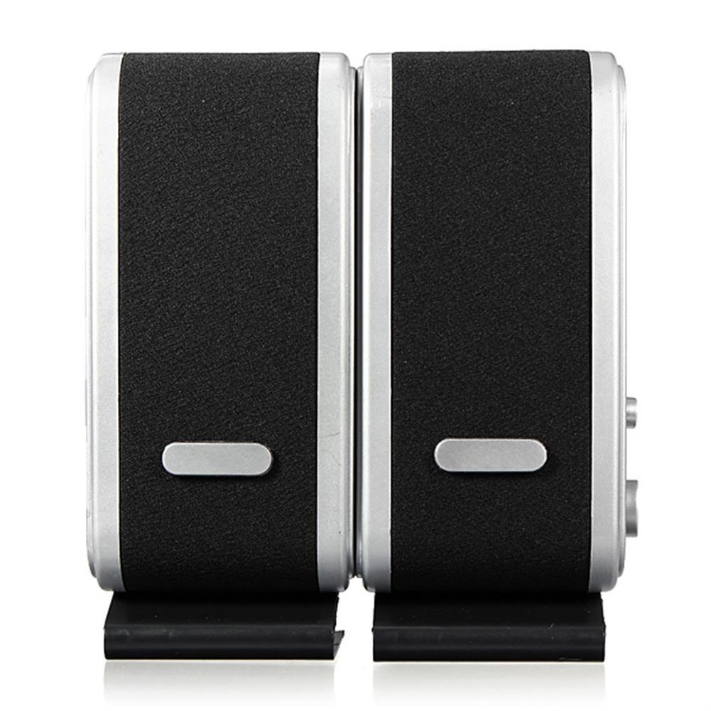 computer-speakers Mini 3.5mm USB Jack USB Audio Power Speaker for PC Notebook HOB80912 1 1