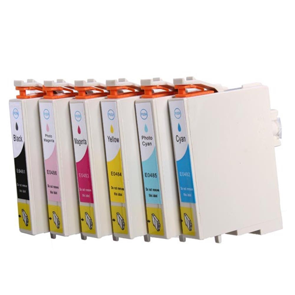 printer-ink-toner ink Cartridges for Stylus Epson Photo R200/R220/R300/R300M/R320/R340 HOB930117 1 1